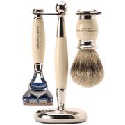 Carter and Bond 3 Piece Classic Fusion Shaving Set