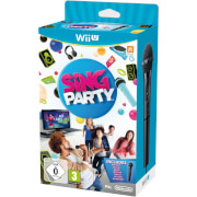 Wii U Sing Party Wii/Wii U Microphone