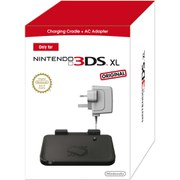 Nintendo 3DS XL Charging Cradle + AC Adapter