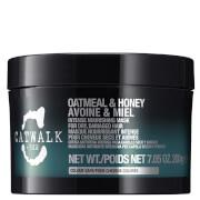 Интенсивная маска для питания сухих и ломких волос TIGI Catwalk Oatmeal & Honey Intense Nourishing Mask (200 г)