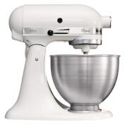 Kitchenaid K45SS Classic Mixer - White