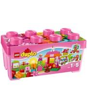 LEGO® DUPLO® Große Steinebox Mädchen (10571)