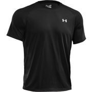 Under Armour Herren Tech T-Shirt Kurzarm - Black