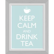 Keep Calm Tea - 30 x 40cm Collector Prints