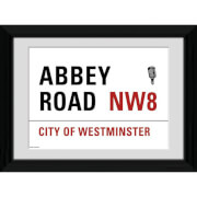 London Abbey Road - 30 x 40cm Collector Prints