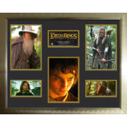 """Lord Of The Rings Fellowship - High End Framed Photo - 16"""""""" x 20"""""""