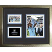 "Manchester City Premier League Winners 11/12 - High End Framed Photo - 16"""" x 20"""