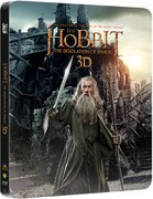 The Hobbit: The Desolation of Smaug 3D - Steelbook Editie (Bevat UltraViolet Copy)