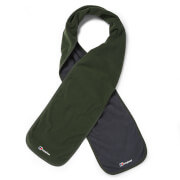 Berghaus Men's Micro Scarf - Dark Green/Dark Grey