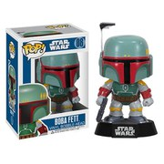 Figura Pop! Vinyl Bobble Head Fett - Star Wars
