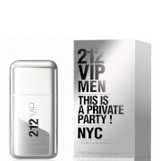 Eau de Toilette 212 VIP Men da Carolina Herrera 50 ml