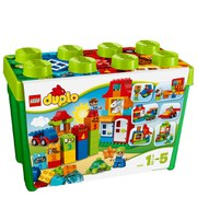 LEGO DUPLO: My First Deluxe Box of Fun (10580)
