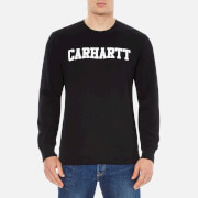 Carhartt Men's College Sweatshirt - Black/White