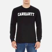 Carhartt Men's College Sweatshirt - Black/White
