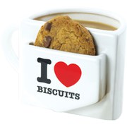 I Heart Biscuits Mug