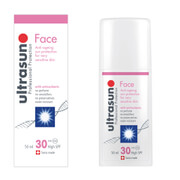 Ultrasun SPF 30 Face Sun Lotion (2oz)