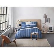 Sheridan Bramwell Standard Pillowcases - Blue