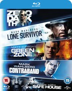 Lone Survivor / Zero Dark Thirty / Safe House / Green Zone / Contraband
