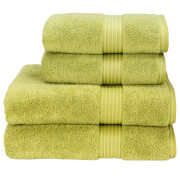 Christy Supreme Hygro Towels - Green Tea