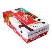 Silly Socks 3 Pairs Gift Box - Christmas - 5-11