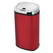 Morphy Richards 971501/MO 42 Litre Square Sensor Bin - Red