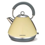 Morphy Richards 102003 Accents Traditional Kettle - Cream