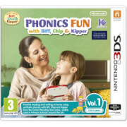 Phonics Fun with Biff, Chip & Kipper Vol. 1 - Digital Download