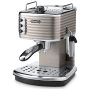 De'Longhi Scultura Espresso Coffee Machine - Champagne Gloss
