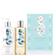 Seascape Island Apothecary Unwind Festive Gift Set (Worth £32.00)