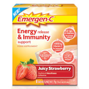 Emergen-C Strawberry Pack (8 Servings)