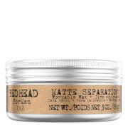 TIGI Bed Head for Men Matte Separation Workable Wax (3 oz.)