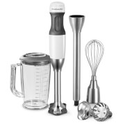 Kitchenaid 5KHB2531BWH Classic 5-Speed Hand Blender