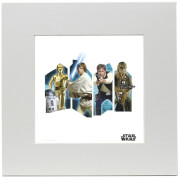 Star Wars The Rebels Print