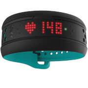 Mio Fuse Heart Rate Wrist Band - Short Strap - Aqua