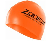 Zone3 Silicone Cap - Orange
