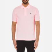 Lacoste Men's Polo Shirt - Flamingo