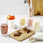 Meal Replacement 4 Week Shakes and Bars Diet Pack