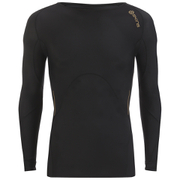 Skins A400 Men's Compression Long Sleeve Top - Black