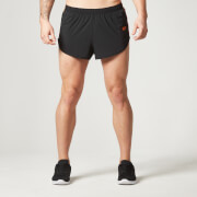 Myprotein 3 Inch Running Shorts - Black