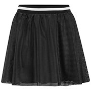 ONLY Women's Sofie PU Skirt - Black