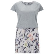 ONLY Women's Anna Printed Dress - Grey