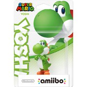 Yoshi amiibo (Super Mario Collection)
