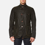Barbour Men's Beacon Sports Jacket - Olive