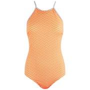 MINKPINK Women's Sun Kissed Chevron Swimsuit - Multi