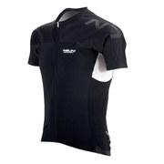Nalini Aeprolight Half Body Short Sleeve Jersey - Black