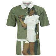 Lacoste Live Vintage Ads Women's Polo Shirt - Multi