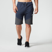 Myprotein Men's Panelled Sweatshorts - Navy