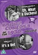 British Comedies of the 1930s Volume 2