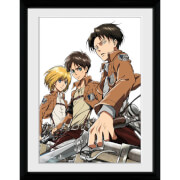 Attack on Titan - 16x12 Framed Photographic