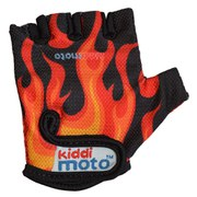 Kiddimoto Flame Gloves